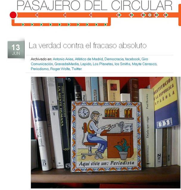 Periodismo en Granada