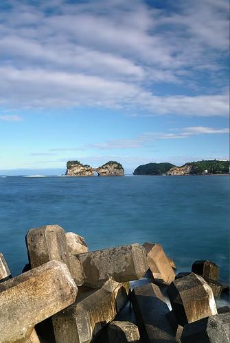 ocean japan wakayama shirahama engetsuisland