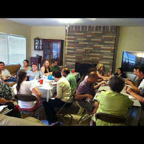 168:365 Loved spending the afternoon with this crowd.