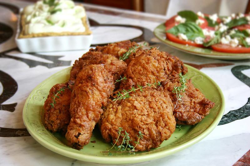 Buttermilk Brined Fried Chicken Local Milk Blog