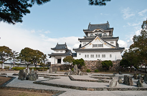 Castillo de Kishiwada