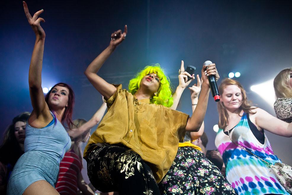 Photo: Magnus Alke/NME