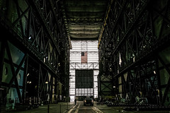 In the VAB