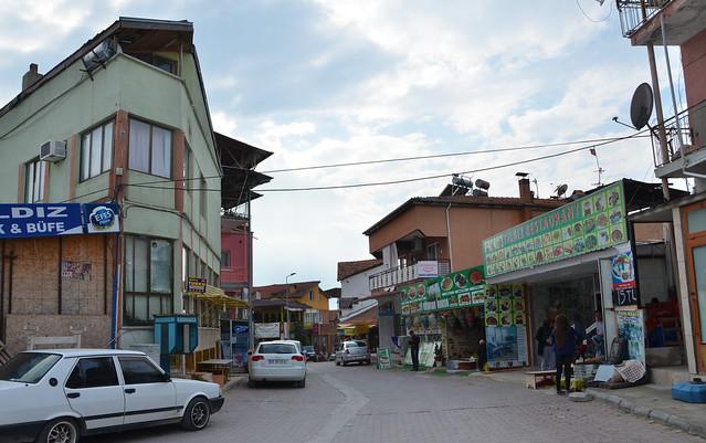 パムッカレ村