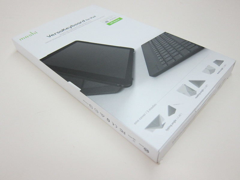 Moshi VersaKeyboard for iPad Air - Box
