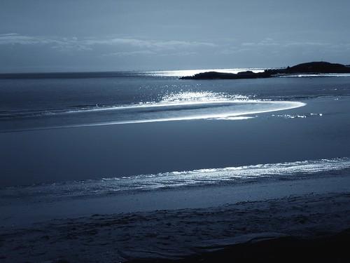 usa beach strand abend meer connecticut newengland longislandsound abendstimmung westbrook