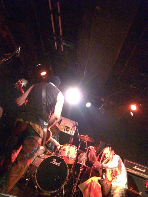 SPUTNIK KOMBINAT live at Adm, Tokyo, 18 Apr 2014. 065