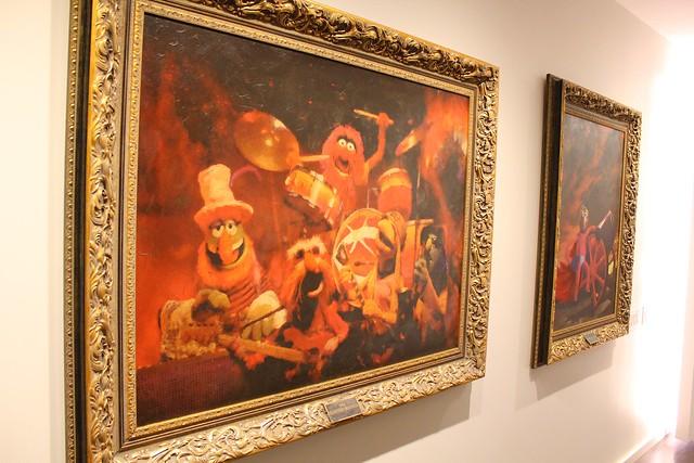 Walt Disney Studios tour