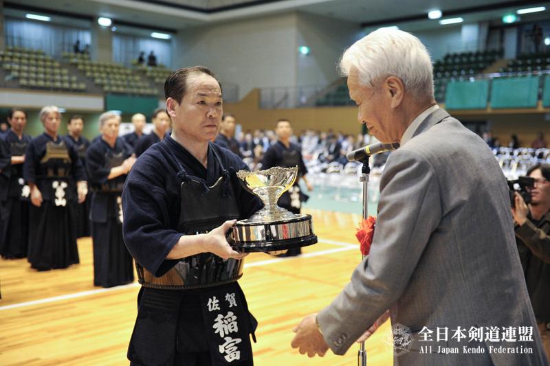 12th All Japan Kendo 8-Dan Tournament_428