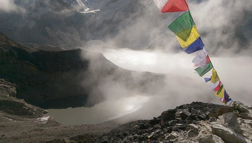 Himalayas Nepal Prayer Flags