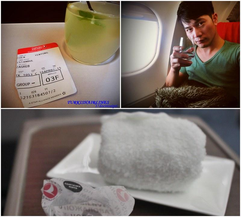 克羅埃西亞-土耳其航空- Turkish Airlines-17度C隨拍  (10)