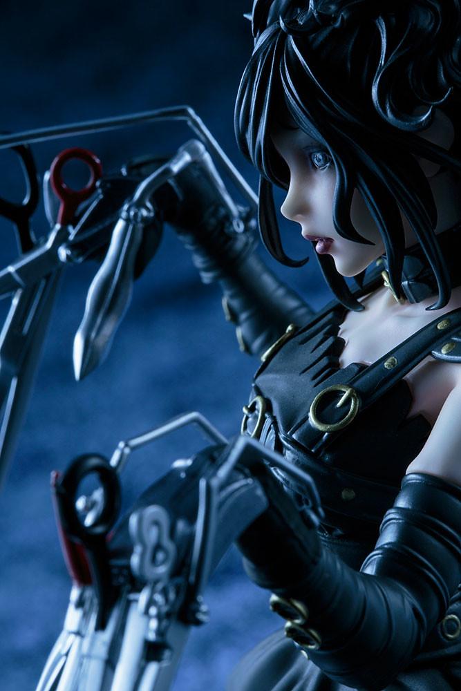 鬼才導演成名作登場!壽屋 電影狂魔美少女系列《剪刀手愛德華》HORROR美少女 シザーハンズ