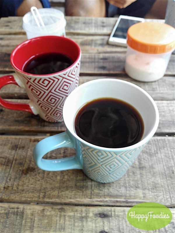 Quality brewed coffee for Php 40 a cup
