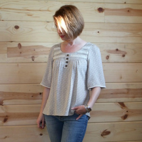 The Margo Blouse