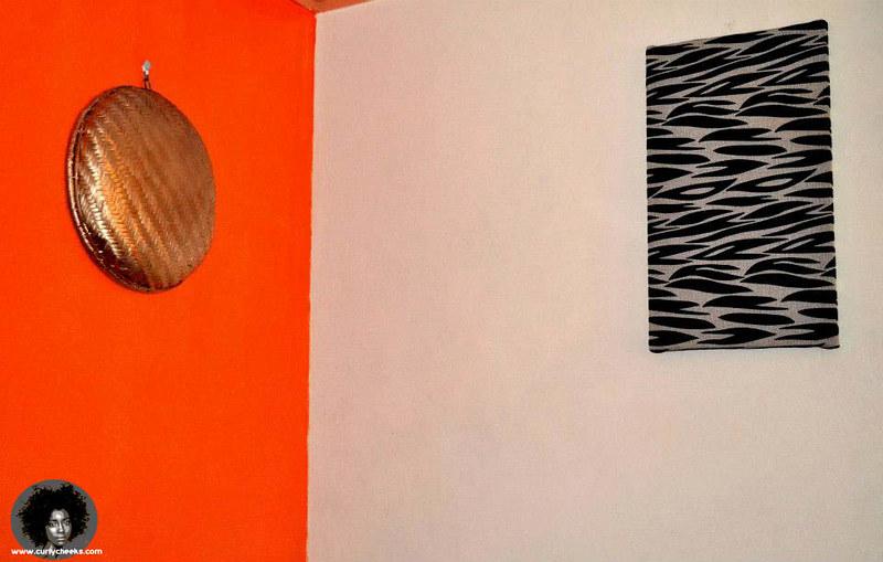Orange wall-2