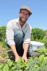 SLO Food Garden - Tyler Delsart
