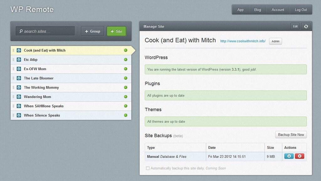 Blogs added