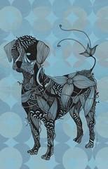 Moleskine - O Cão da Flor
