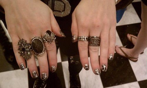 G-Dragon Rings