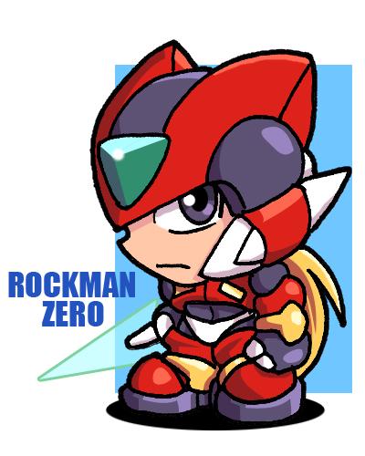 rockmanzero