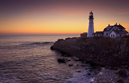 lighthouse sunrise unitedstates maine capeelizabeth portlandhead jclay bestofblinkwinners rememberthatmomentlevel1 flickrsfinestimages1 rememberthatmomentlevel2 rememberthatmomentlevel3