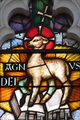 Agnus Dei by Lawrence Lee