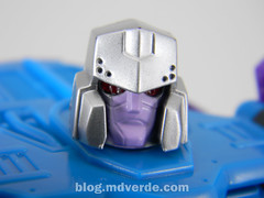 Transformers Tank Megatron Deluxe - United - modo robot