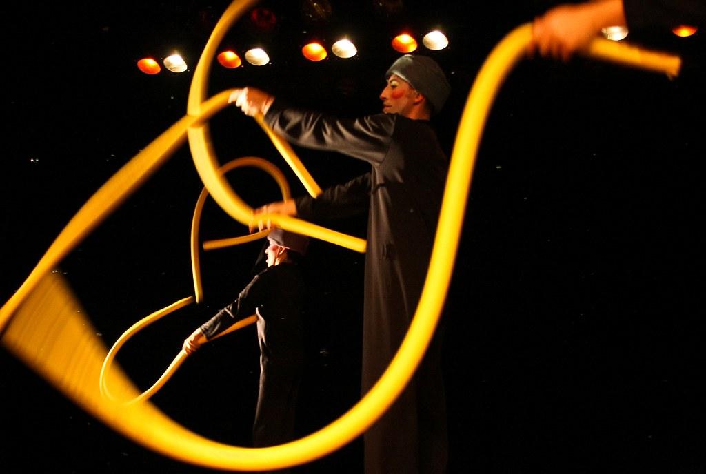 100 + Nem Menos - Cia Noz de Teatro, Dança e Animação