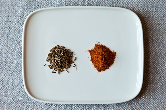 Cumin and Smoked Paprika