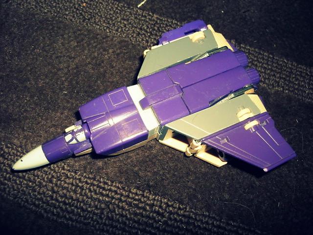 Generation one transformer