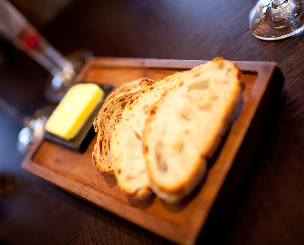 Dinner Heston Blumenthal Bread