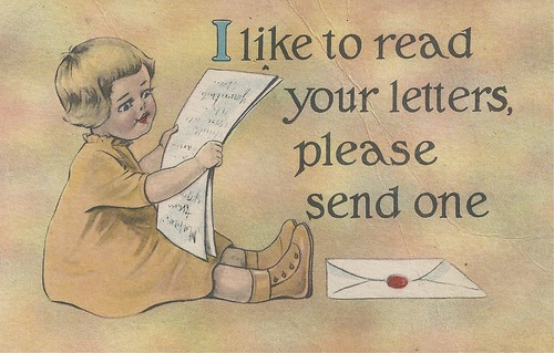 6979964280 f1c9b05dd5 Comical, Funny, Letters, Read, Child