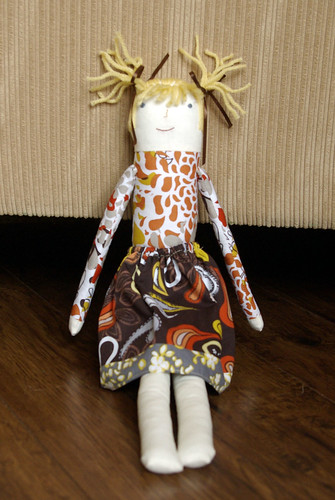 Maggie's Doll