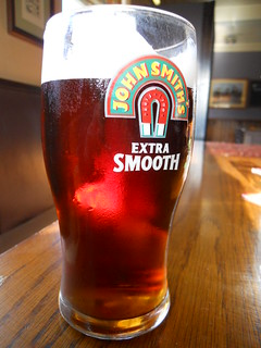 A pint of one of Yorkshire's finest