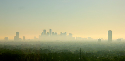 Smoggy Foggy Houston