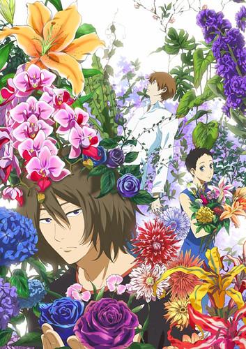 120331(1) - 動畫頻道「ノイタミナ」2012夏季、秋季四部強檔之二,是改編自同名漫畫的《夏雪ランデブー》!