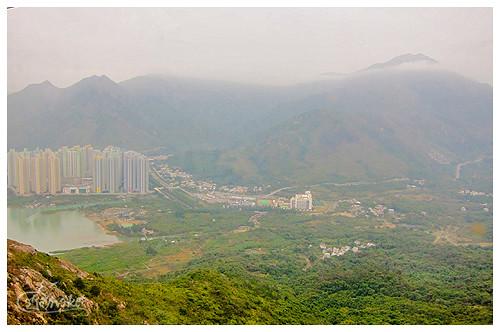 Ngong Ping 360 View