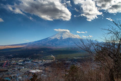 Mount Fuji Jump