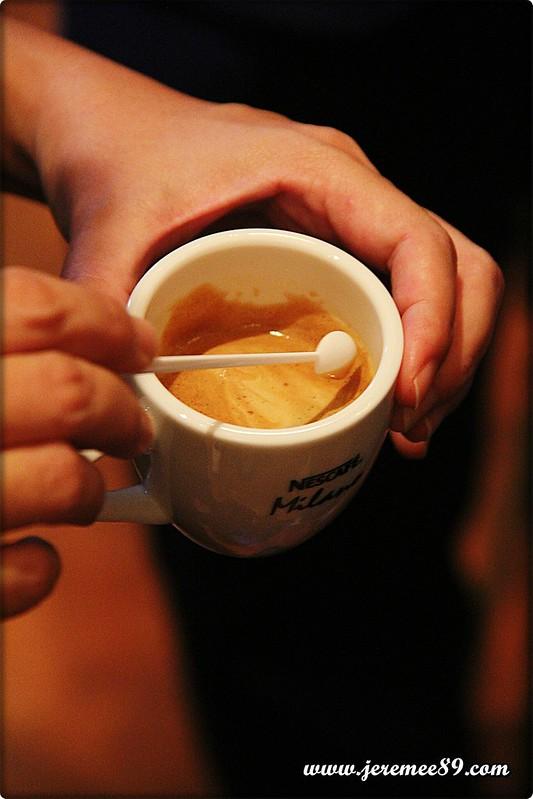 Nescafe Milano Launching @ E&O Hotel - Espresso