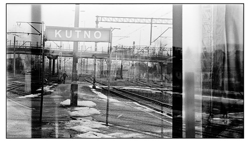 Train Station Kutno