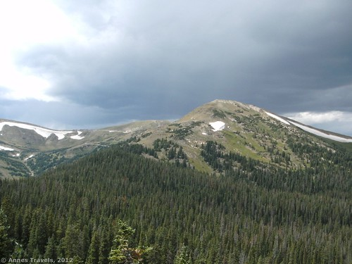 Chapin Peak, Rocky Mountain National Park, Colorado