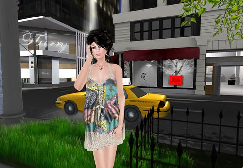 BB - LoveLove dress (299 lindens) new release by Cherokeeh Asteria