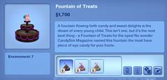 Fountain of Treats