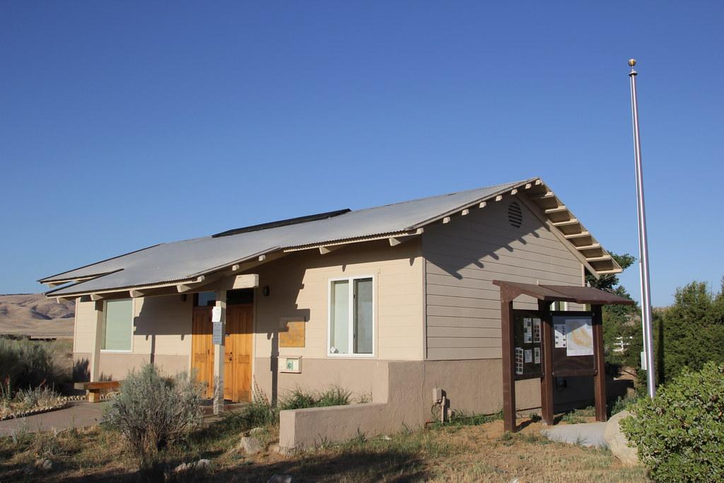 Carrizo Plain: Goodwin Education Center