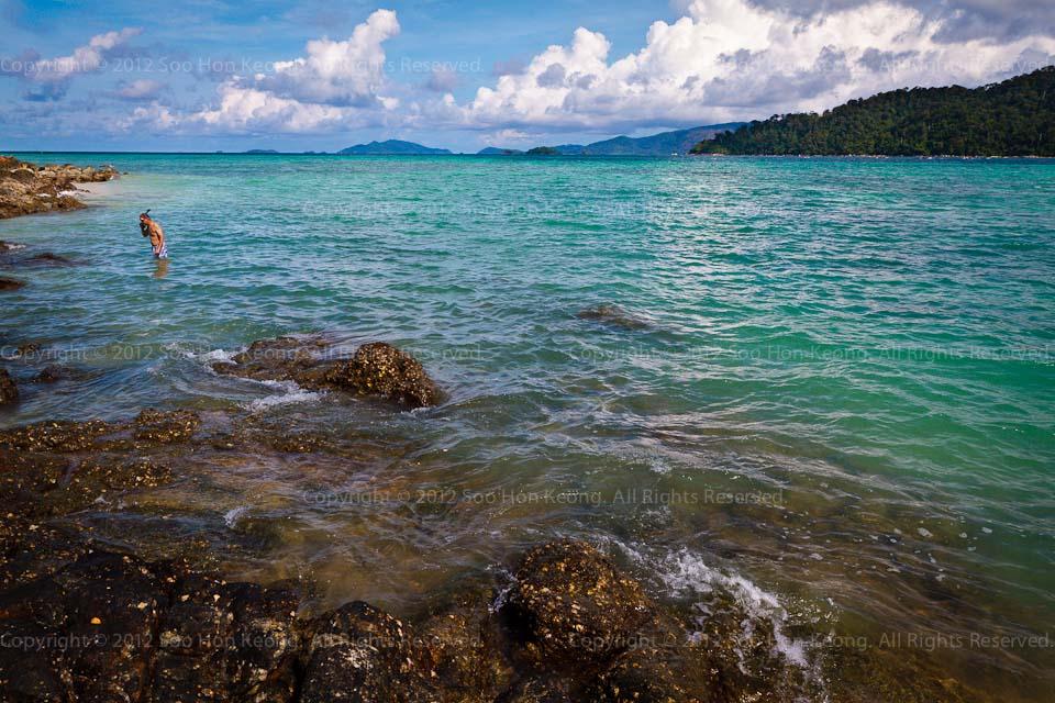 View @ Lipe Island, Thailand