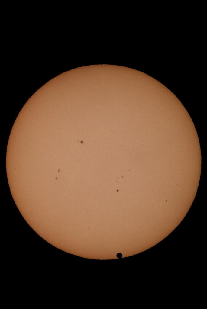 2012.6.6 金星凌日