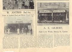 The Critic Souvenir sep1906 p1 Antwiss Gilbert