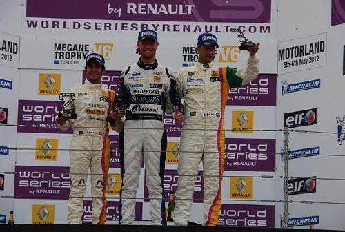 Eurocup Megane Trophy Motorland Aragon