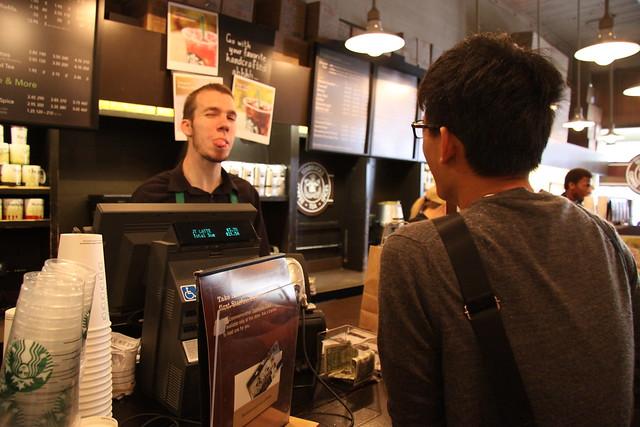 1st Starbucks @ Pike Place Market