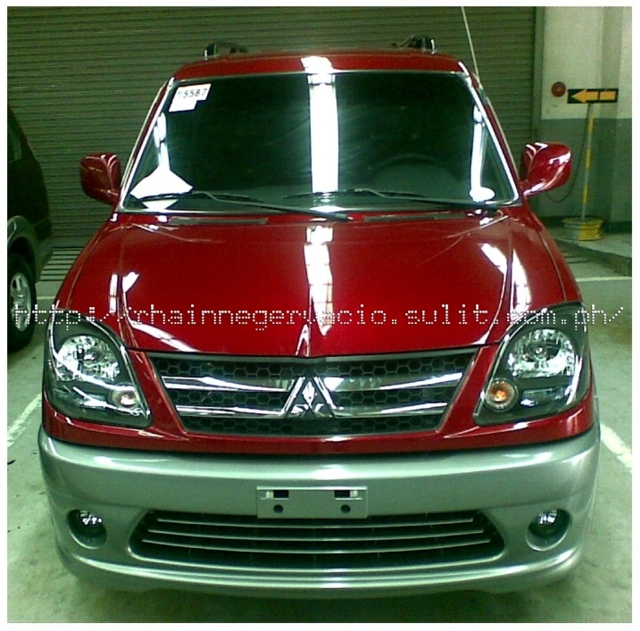 2012 ADVENTURE GLS SPORT SE - CITADEL RED